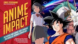Anime Impact - My New Book