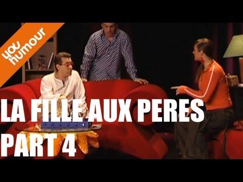 LA FILLE AUX PERES, Le chantage de Juliette (Partie 4/12)