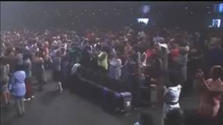 tye tribbett singing nigerian songs