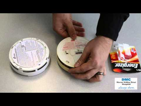 Smoke alarm beeping with new battery australia