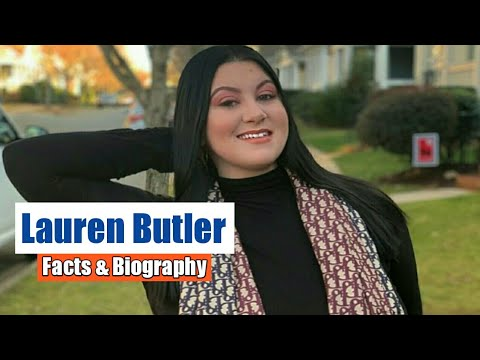 Download Lauren Butler Wiki - Age   Height   Weight   Net Worth   Lifestyle   TOP MODELS FACTS