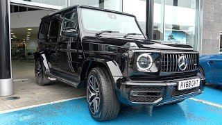 2019 Mercedes-Benz G63 AMG First Drive and Impressions!
