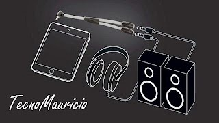 djay 2 ipad air headphones audio splitter cable