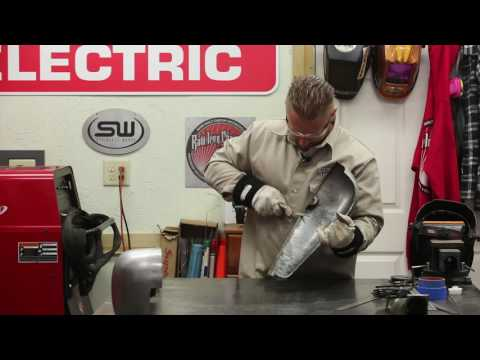 Project Spotlight Gas Tank Fabrication