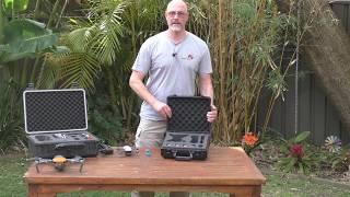 Clark Rubber Custom DJI Drone Foam Drone Case | ALLOFFROAD