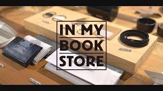 国内有数のアパレルブランド、雑貨類をセレクト『in my book store』厳選したアイテムが立ち並ぶ GENERAL STORE【あさひかわ商工会】