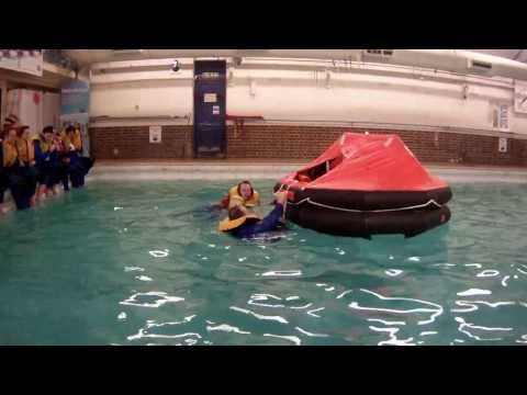 RYA Sea Survival Course long version