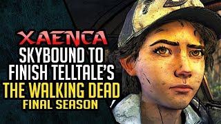 Robert Kirkman's Skybound to Finish Telltale Games' The Walking Dead Final Season | Xaenca