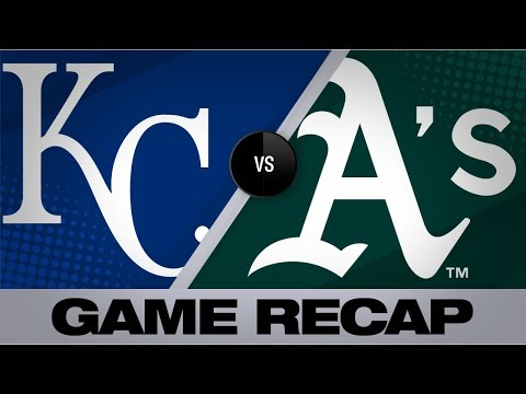 Mondesi, Phillips lead Royals' comeback win | Royals-Athletics Game Highlights 9/16/19
