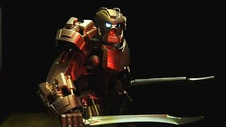 Bionicle Film 'Tahu Final Fight' Bionicle Action Movie HD