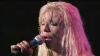 Courtney Love - Letter to God + Lyrics - Live At the Roxy