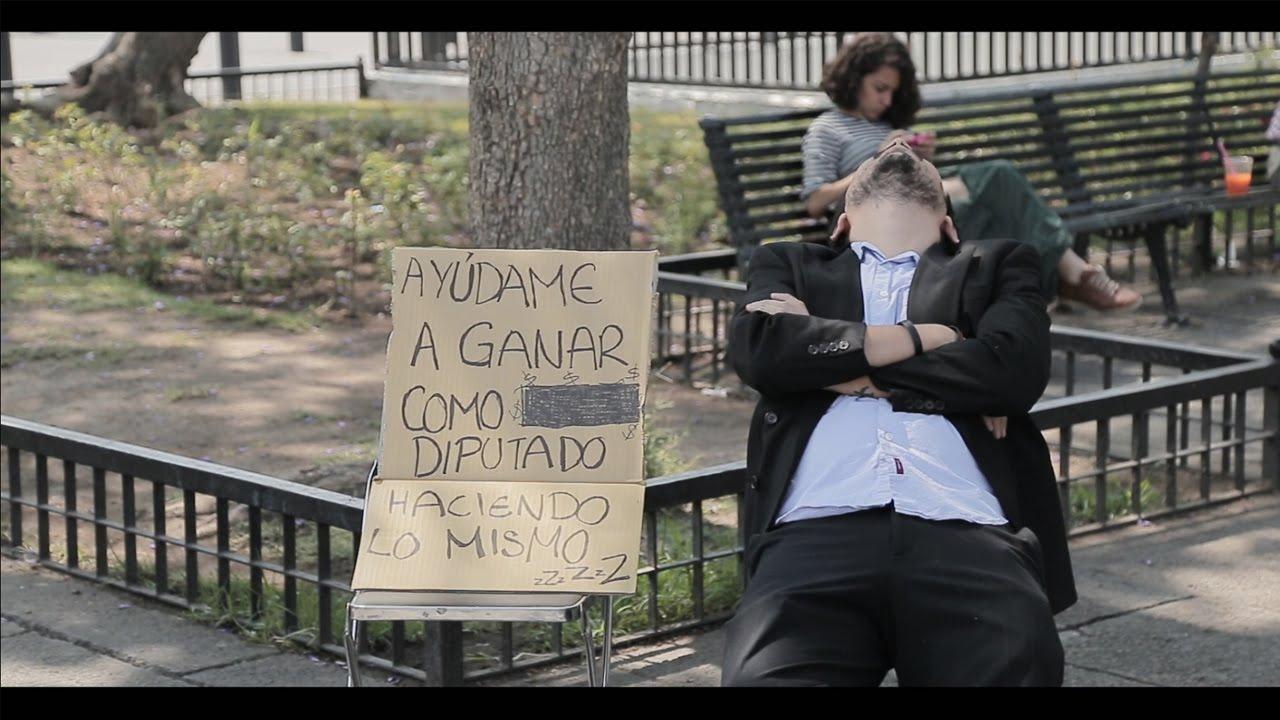 Diputado Pidiendo Dinero En La Calle Banazmx Youtube