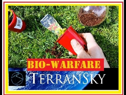 BIO-WARFARE: Natural Pest Management by Terran Sky