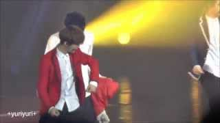 Video [HD][fancam]140719 EXO TLP in Shanghai - Growl full (Luhan) download MP3, 3GP, MP4, WEBM, AVI, FLV Januari 2019