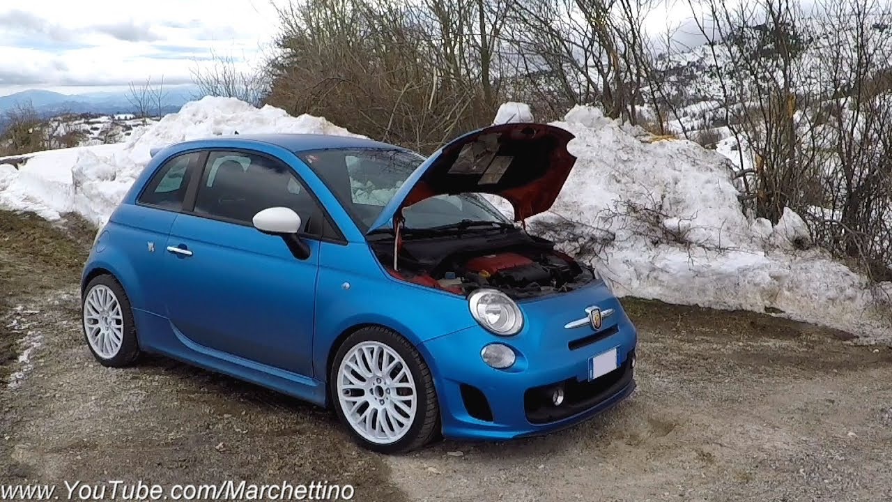 2016 Fiat 500 Abarth >> 5 Mods to make your Abarth 500 QUICKER! (Sub ENG) - YouTube