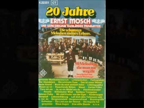 """Ernst Mosch """" 25 Lieblingsmelodien von Ernst Mosch """""""