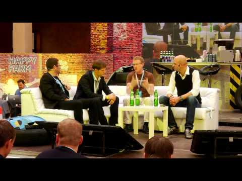 Readdle, Zite, and Bizzabo - Mobile Panel at Startup AddVenture Kyiv 2013