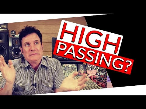 Did they high-pass in 1979? | FAQ Friday - Warren Huart: Produce Like A Pro