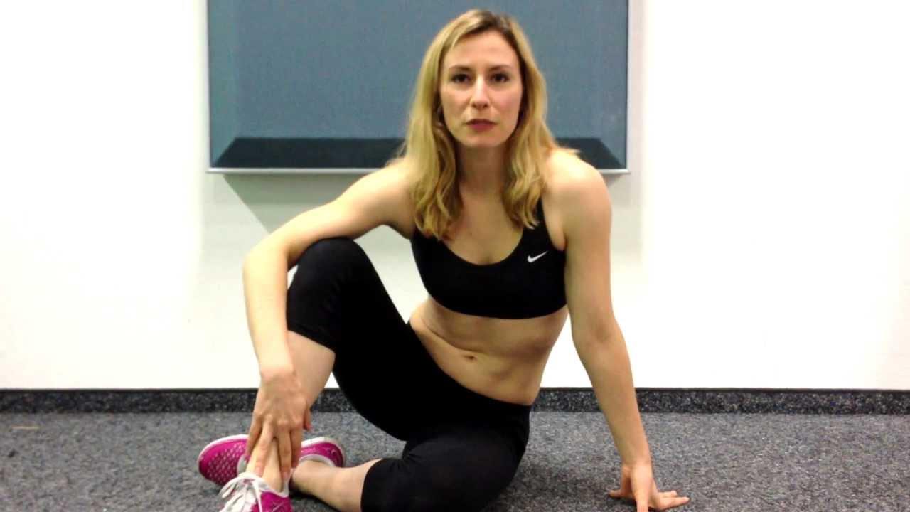 Videos Übungen, um den Bauch zu verlieren