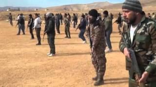 сирия курды кадры решают все оплолчение ДАИШ САА тренировка рвём пукан игил