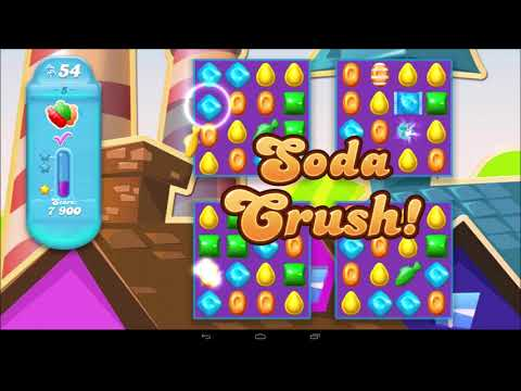 Candy Crush Soda Saga Unlimited Moves MOD APK For Android