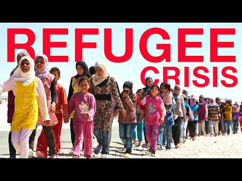 Europe's Refugee Crisis Explained