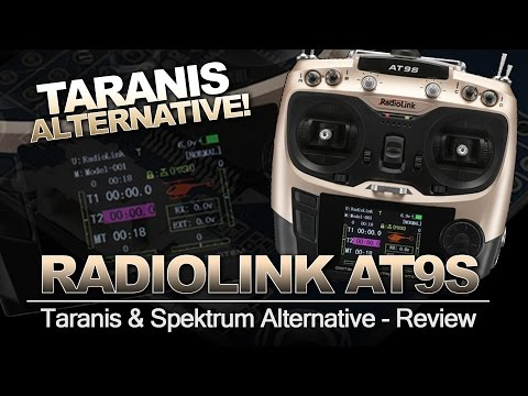 TARANIS PLUS Alternative - Radiolink AT9S Overview & Review