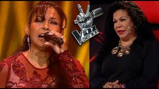 Maby Curich   Loca   conciertos   La Voz Senior Perú   T1