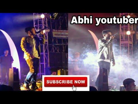 Nesha -Arman Alif First Time Live Song Singing -100000 Audience|| Kolkata [bansberia]