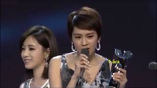 150411 T-ara winning + Performance cut