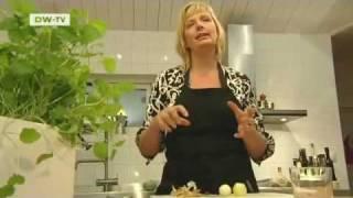 Gerstenrisotto mit Renke und Pfifferlingen | euromaxx