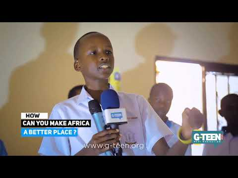 St Kizito High Sch Namugongo incredible teen speakers