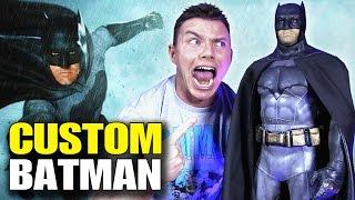 Custom Collectible BATMAN Figure - Unboxing!