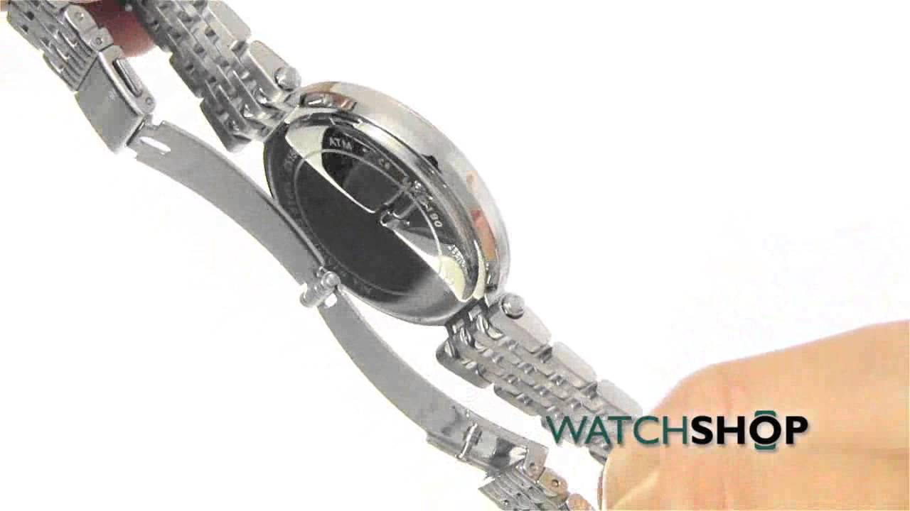 8946ba7262b8 Michael Kors Ladies  Darci Watch (MK3190) - YouTube