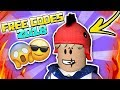 FREE ROBLOX ITEM CODES 2018!! (WORKING)
