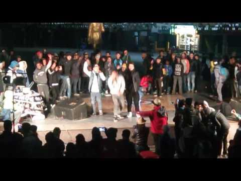 Darjeeling International beatbox and b-boying championship (RAP SHOWCASE)