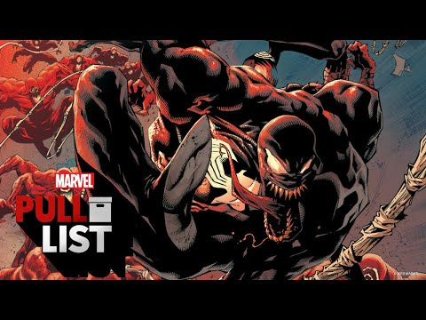Absolute Carnage, an original Spider-Man PS4 comic, and more in August! | Marvel's Pull List