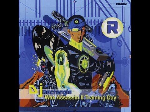 DJ Rectangle - Wax Assassin Vol 2: Training Day [Full Mixtape]