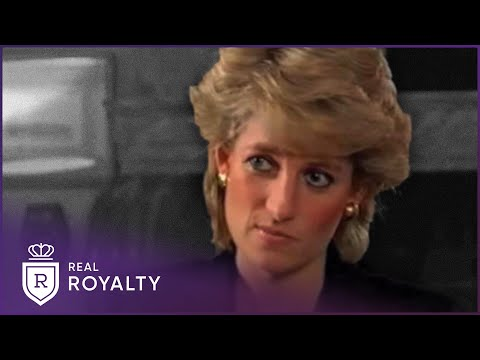 The Secrets Of Princess Diana | Private Life | Real Royalty