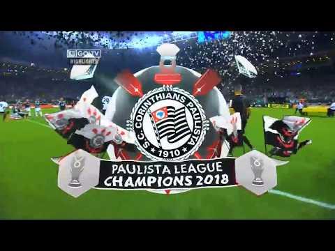 Palmeiras 0:1 Corinthians | Campeão Paulista 2018 thumbnail
