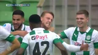 Samenvatting Fc Groningen - Sparta Rotterdam 2-0 20-10-2019