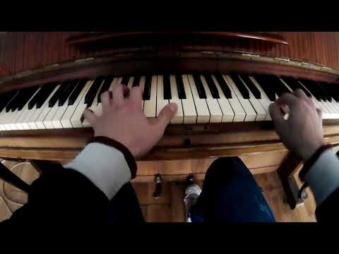 Танцы Минус - Половинка (Cover Piano)