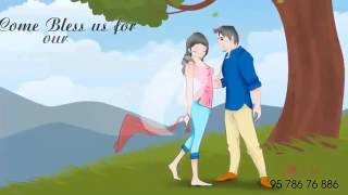 Ehe Einladung 2d-animation mit AE und PS