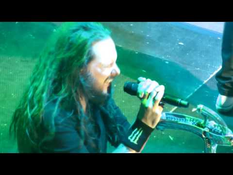 Korn LIVE Right Now - Brussels 2016