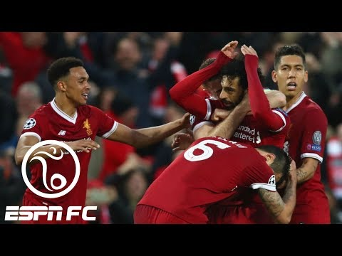 Liverpool beats Roma 5-2 in Champions League semifinals, but should they be disappointed?   ESPN FC