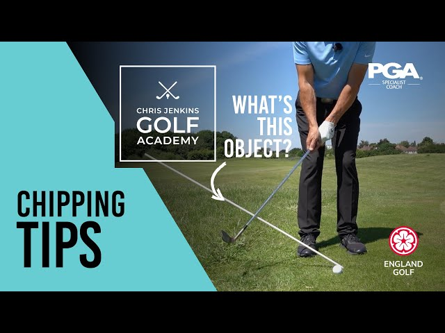 GOLF Chipping TIPS - HOW TO CHIP LIKE A PRO