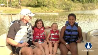 Sen. Shirkey reminds everyone to be safe on the water