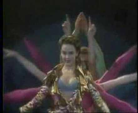 Kylie Minogue Locomotion LGTI Tour 1991