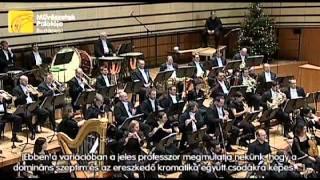 Kocsis Zoltán: Egy egészen ici-pici karácsony (Variációk egy magyar dalra) Part 1