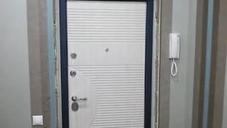 Вариант установки доборов на входные металлические двери(, 2017-01-06T11:56:53.000Z)